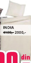 Posteljina India