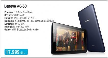 Tablet A8-50