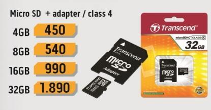 Micro SD 32GB sa adapterom