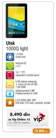 Utok 1000Q Light