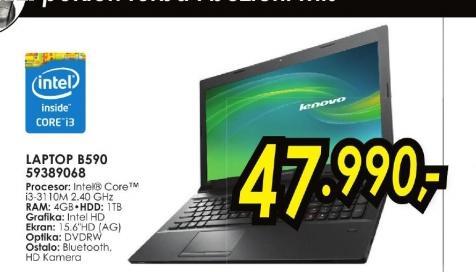 Laptop B590 59389068