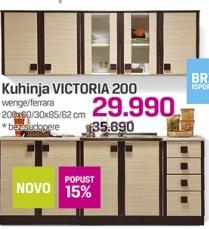 Kuhinja Victoria 200