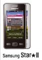 Mobilni Telefon S5260 Star 2 black