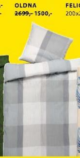 Set posteljine Oldna