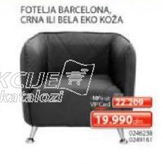 Fotelja Barcelona