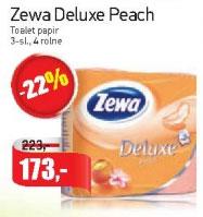 Toalet papir Deluxe Peach