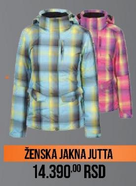 Ženska jakna Jutta