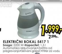 Električni bokal 5417 1