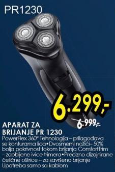 Aparat za brijanje PR1230