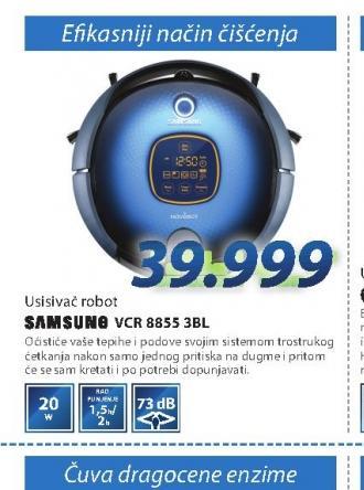 Usisivač VCR8855L3B/BOL
