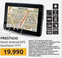 GPS GeoVision 7777