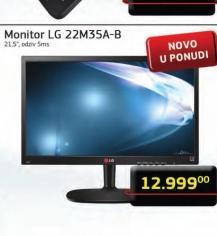 Monitor 22M35A B
