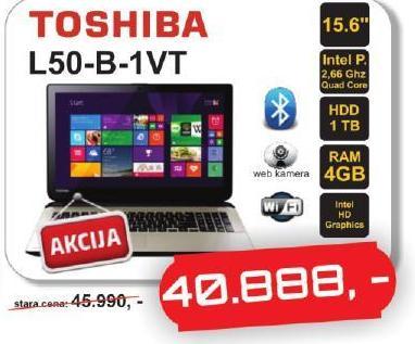 Laptop L50-B-1VT