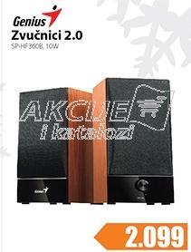 Zvučnici 2.0 SP-HF 3608