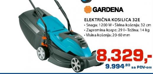 Električna Kosilica 32E