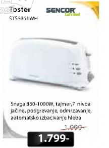 Toster STS3051WH