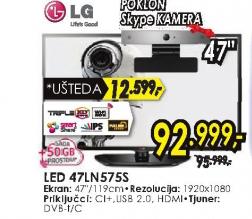 Televizor LED LCD 47LN575S