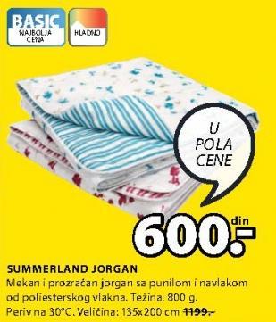 Jorgan Summerland