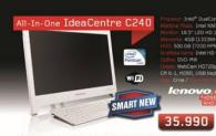 Računar IdeaCentre IdeaCentre C240