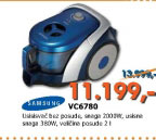 Usisivaš VC6780