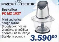 Seckalica Pc Mz 1027 Profi Cook
