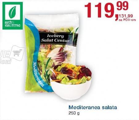 Salata mediteranea