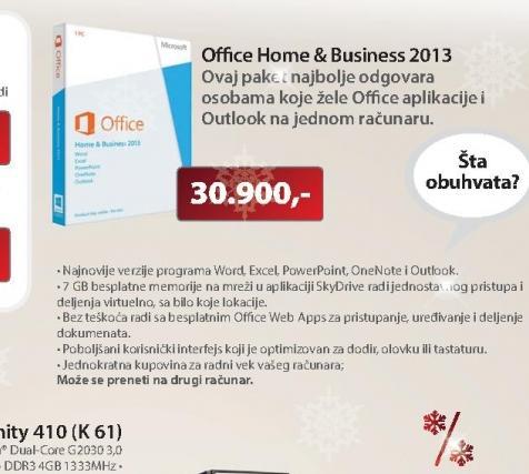 Office Home I Buisness 2013