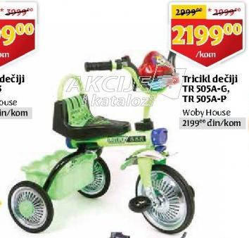 Tricikl dečiji