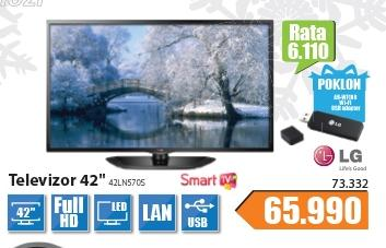 """Televizor 42"""" LED 42LN570S"""