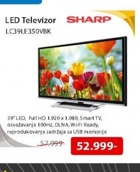 Televizor LED LC39LE350VBK