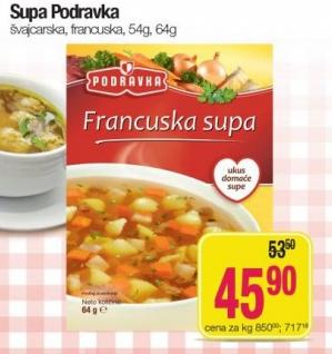 Supa francuska