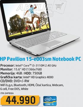 Laptop E4P95EA