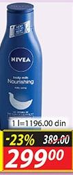 Mleko za telo Nourishing