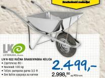 Ručna građevinska kolica, Liv 6-922