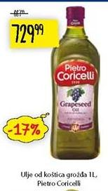 Ulje od koštice grožđa Pietro Coricelli
