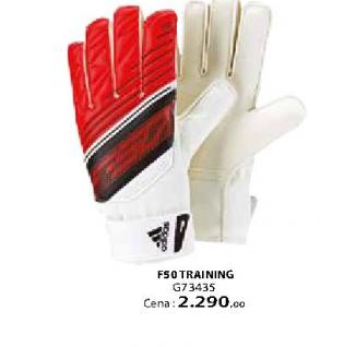 Fudbalske/golmanske rukavice F50 training