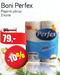 Papirni ubrus 2sl