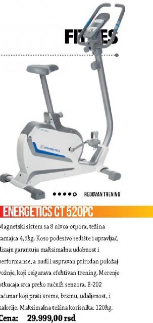 Sobni bicikl Energetics CT 520PC