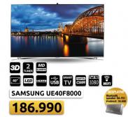 Televizor Samsung LED Smart 3D UE40F8000 +poklon Bluetooth speaker  DA-F61