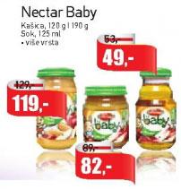 Baby sok, više vrsta