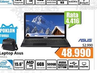 Laptop X552CL-SX168D