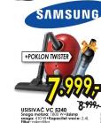 Usisivač SamsungVC 5240+ poklon twister