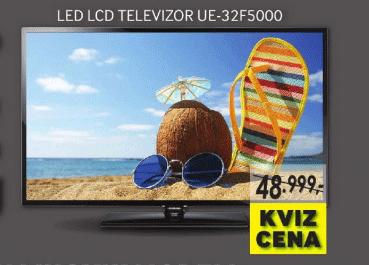 LED LCD TV UE - 32F5000