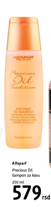 Precious Oil šampon za kosu