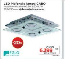 LED Plafonska lampa