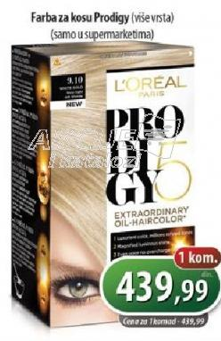 Farba za kosu Prodigy 5