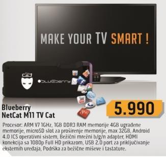Netcat M11 Tv Cat