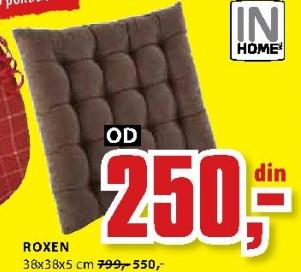 Jastuk ROXEN za stolice