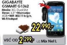 Mobilni telefon GSmart G1362 Dual SIM