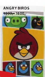 Peškir Angry Bird
